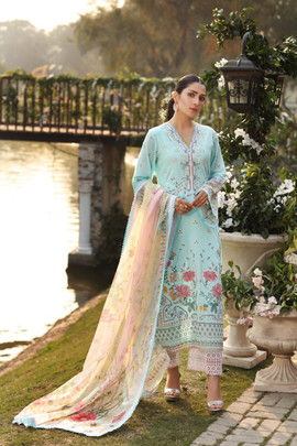 Ittehad Textile Casual Wear Collection California