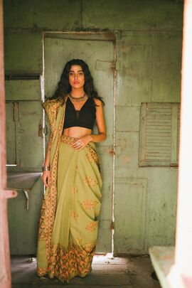 Designer Saris Collection Riyadh