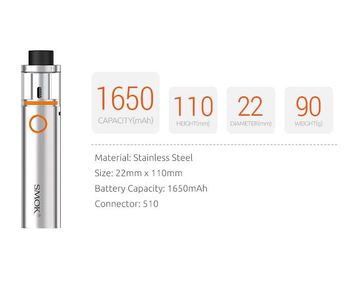 Smoktech Vape Pen 22 kit