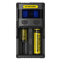 Nitecore SC2 Charger (3A Max Output) (***NEW***)