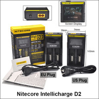 Nitecore D2 Intellicharger