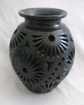 GD-18 Classic Vase Filigree Wide Mouth