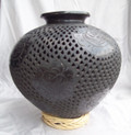 DR-39C Classic Bean Pot Filigree Medium