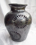 DR-53A Shoulder Vase Filigree Medium