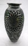 DR-57 Shoulder Vase Filigree Slender