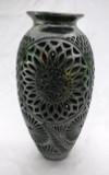 DR-57 Shoulder Vase Filigree Slender