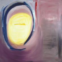 Journey of Enlightenment. Oil Painting on Canvas