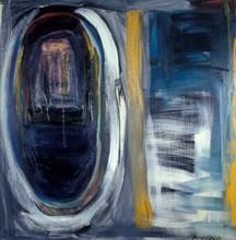 Trav'lin  Oil Painting on Canvas