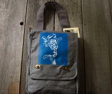 Mermaid Field/Messenger Bag