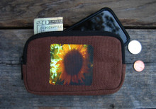 Sunflower Hemp IPhone/Wallet Case