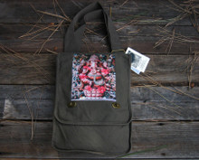 Ganesh (Hindu God) Cotton Canvas Field/Messenger Bag