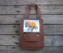 Cottonwood Tree #817 Eastern Sierra Field/Messenger Bag
