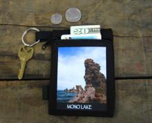 Mono Lake Tufa #828 Hemp Key Coin Purse
