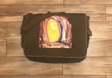 Adobe Sunrise Messenger Bag