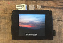 Sunset #921 Death Valley National Park Medium & Large Hemp Coin Purse