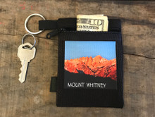 Mount Whitney #905 Hemp Key Coin Purse