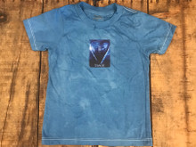 Blue Heart in Tahoe Organic Cotton Kid's T