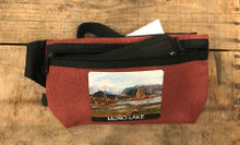 Mono Lake #832 Hemp Hip Pack