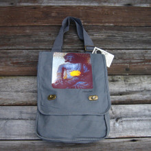 Earth witness Buddha Field Bag