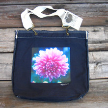 Amanda's Dahlia Girly Tote purse