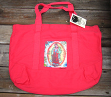 Our Lady of Guadalupe Beach/Market Tote