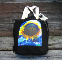 Majestic Sunflower Girly Tote/purse