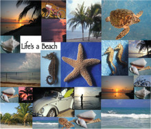 Life's a Beach field bag