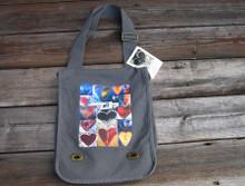 Love Amore Agape field bag