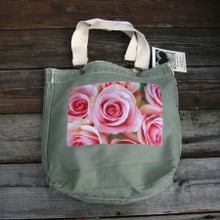 Pink Roses Girly Tote/purse