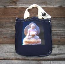 Shakyamuni Buddha Girly tote