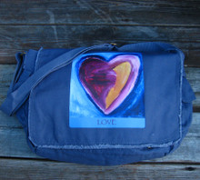 Besitos Dulces Heart (sweet kisses) LOVE Messenger Bag