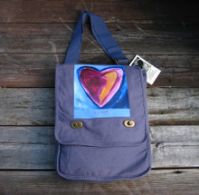 Besitos Dulces Heart (sweet kisses) LOVE Field Bag