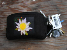 Water Lily Hemp Cell Phone/Wallet Case