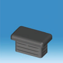 Rectangular Ribbed Heavy Duty Inserts and Tube Ends