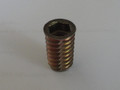 M10 Threaded Insert Nuts to provide a permanent thread in wood for an M10castor stem or M10 threaded adjustable foot.