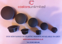 Our range of heavy duty ribbed inserts in a variety of sizes