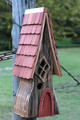 """NOTTINGHAM KNOLL"" WOODEN BIRDHOUSE - GARDEN DECOR"