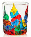 """""""RAVELLO"""" STEMLESS WINE GLASS 