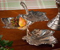 """FALLING LEAVES"" 3 TIER SERVING TRAY - DECORATIVE SERVEWARE"