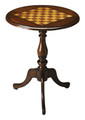 BELLGRAVIA GAME TABLE - ROUND TABLE - PLANTATION CHERRY FINISH - FREE SHIPPING*
