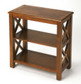 BRIARCLIFF BOOKCASE - OLIVE ASH BURL FINISH - FREE SHIPPING*