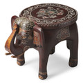 ELEPHANT ACCENT TABLE - PLANT STAND - FREE SHIPPING*