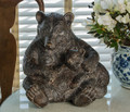 BEAR FAMILY SCULPTURE