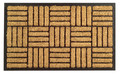 "WESTMINSTER RUBBER BACK COIR DOORMAT - 18"" x 30"" - DOOR MAT - WELCOME MAT"
