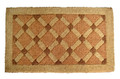 """GRAND CANYON EXTRA THICK COIR DOORMAT - 24"""" X 48"""" - WELCOME MAT"""