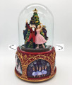 NUTCRACKER SUITE ROTATING MUSICAL SNOW GLOBE
