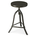 MANCHESTER REVOLVING BAR STOOL - ADJUSTABLE HEIGHT - FREE SHIPPING*