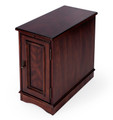 SAVANNAH SIDE TABLE - END TABLE - PLANTATION CHERRY FINISH - FREE SHIPPING*