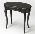 QUEENSBRIDGE WRITING DESK - CONSOLE TABLE - BLACK LICORICE FINISH - FREE SHIPPING*