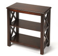 BRIARCLIFF BOOKCASE - BOOKSHELF - PLANTATION CHERRY FINISH - FREE SHIPPING*